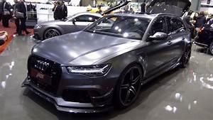 Prix Audi Rs6 : salon de gen ve 2015 le stand abt les audi et des vw bodybuild es l 39 argus ~ Medecine-chirurgie-esthetiques.com Avis de Voitures