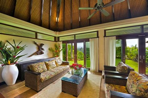 hawaiian interior design google search waterfront