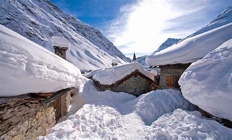 location de chalet en stations de ski montagnes