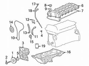 Hummer H3 Engine Timing Chain Guide  Upper   3 5  U0026 3 7
