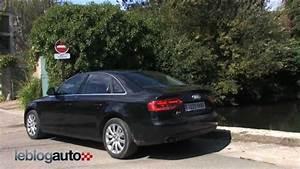Audi A4 Avant Occasion : essai occasion audi a4 2009 doovi ~ Gottalentnigeria.com Avis de Voitures