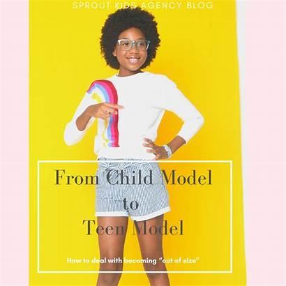 Modeling Teens Industry Agency Child Kid Miami