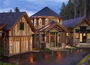 20 maisons de conception bois et pierre au caractere for Maison bois et pierre 1 pierres et terroir