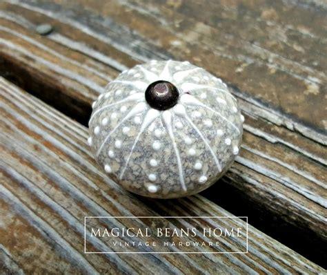 coastal cabinet knobs coastal style ceramic knob in sand w grey white 2266
