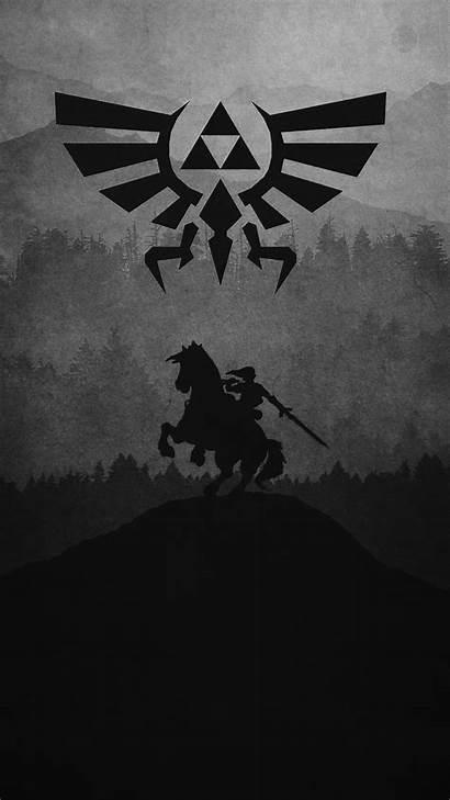 Zelda Phone Legend Wallpapers Wallpaperaccess Backgrounds
