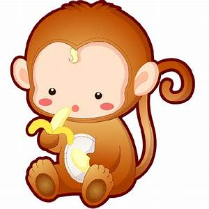 Baby Monkey Cliparts - The Cliparts