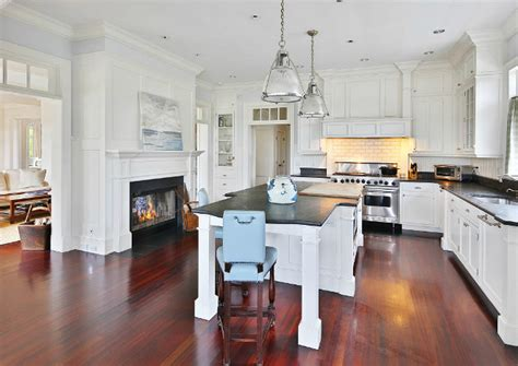 classic shingle style home  sale home bunch interior
