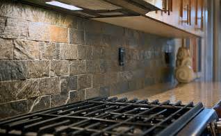 Slate Backsplashes For Kitchens Subway Quartzite Slate Backsplash Tile Idea Backsplash Kitchen Backsplash Products Ideas