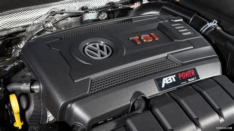 2018 Abt Vw Golf Vii Gti Dark Edition Caricoscom