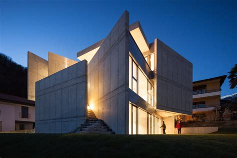 Swiss House Xxxiv Galbisio / Davide Macullo Architects