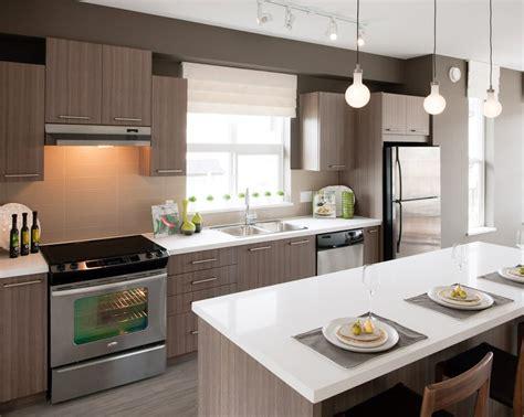 cuisine contemporaine avec ilot central cuisine avec ilot central 7 façons de l aménager