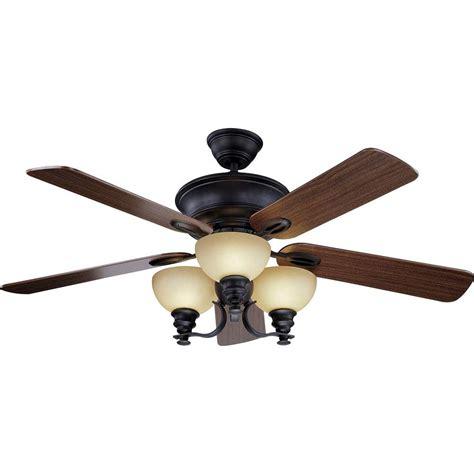rubbed bronze ceiling fan light kit clarkston 44 in oiled rubbed bronze ceiling fan with