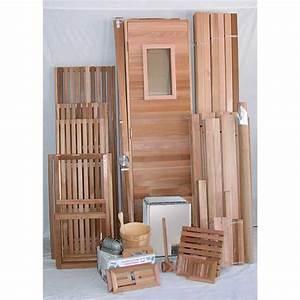 639x1039 sauna kit diy precut heater package With sauna exterieur en kit
