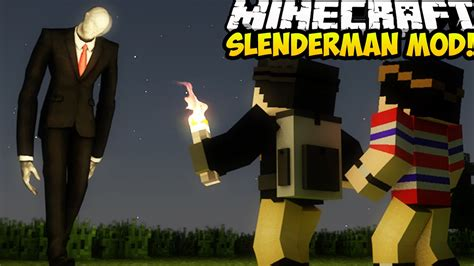 minecraft mods slenderman mod slenderman  minecraft