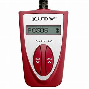 Autoxray Codescout 700 Obd Ii Code Reader