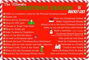 the ultimate season list