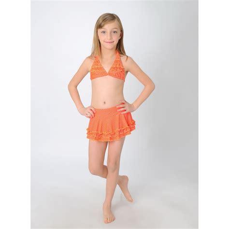 Small Little Girls Swimwear