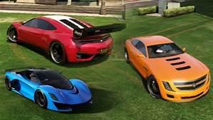 GTA V Online   Turismo R, Jester & Alpha Gameplay - YouTube