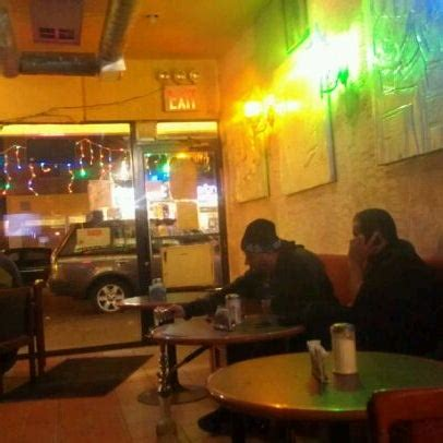 Lovingly poured coffee and tea, always a great soundtrack, 1hr of free wifi. Egyptian Coffee Shop - Astoria - Astoria, NY
