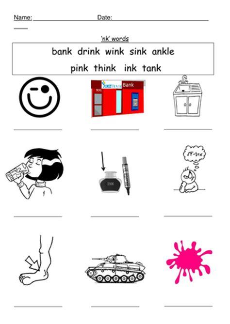nk sound label  cloze sentences  barang teaching