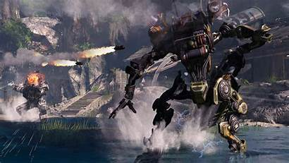 Titanfall Team Respawn Hire Larger Working Unannounced