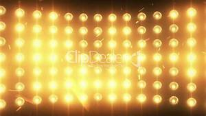 Bright Flood Lights Background With Particles And Glow  Royalty