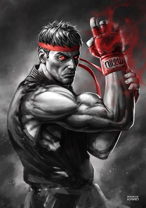 17 Best Ideas About Ryu Street Fighter On Pinterest