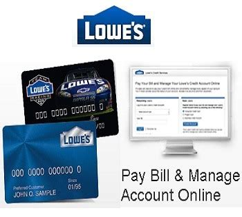 Lowe's Login Guide For Credit Card & Bill Payment