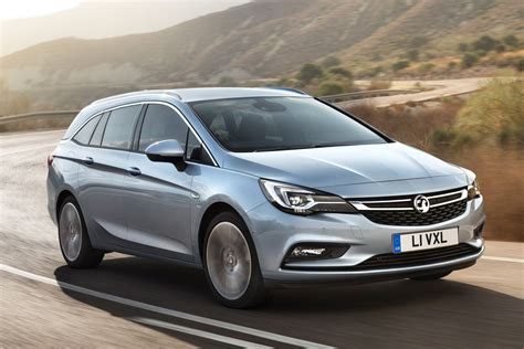 New Vauxhall Astra Sports Tourer Estate Prices And Specs