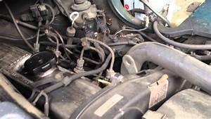 Mitsubishi L300 4d56 2 5l 103k Turbo Diesel Engine Motor