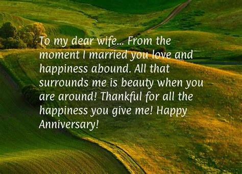 marriage anniversary quotes  wife