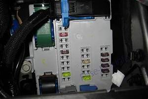 Fuse Box Diagram Jeep Cherokee  Kl  2014