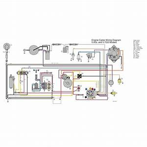 Wiring Diagram On A 5 7 Gs Volvo Penta Free Download