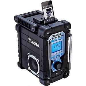 Newest Makita 18V Jobsite Radio Includes Built-In iPod