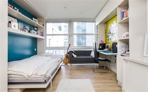Operator: The Hive Location: London. Foldaway bed ...