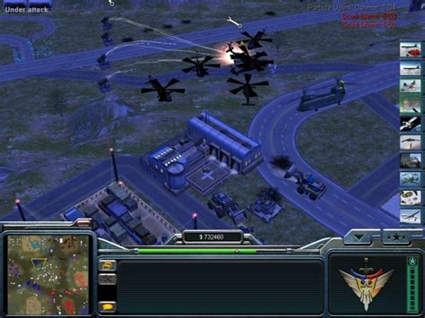 blackhawk raptor project mod embed generals zero hour