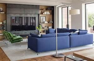 Meuble Tele Gris : 40 meubles t l de design original et pratique ~ Teatrodelosmanantiales.com Idées de Décoration