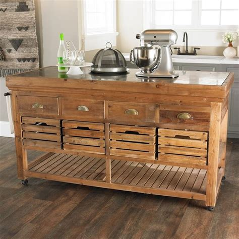 Farmhouse Kitchen Island   Office & Craft Room Work Tables
