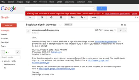 Check Gmail From Outlook.com