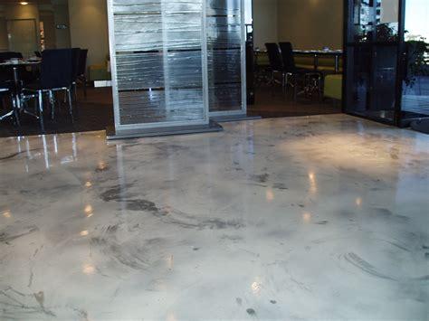 Marble Concrete Floor-homes Floor Plans