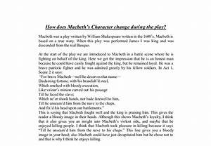Essay Lady Macbeth psychology homework help thesis statements creator annotated bibliography writer