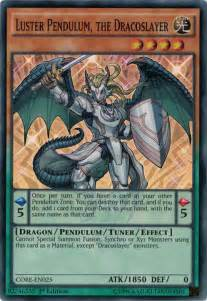 luster pendulum the dracoslayer yu gi oh it s time