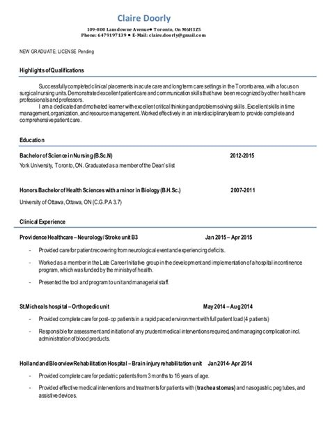 Cd Resume by Resume Cd 2015