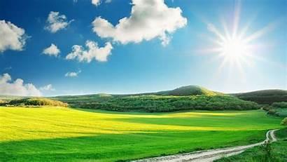 Sunny Desktop Landscape 10wallpaper Resolution
