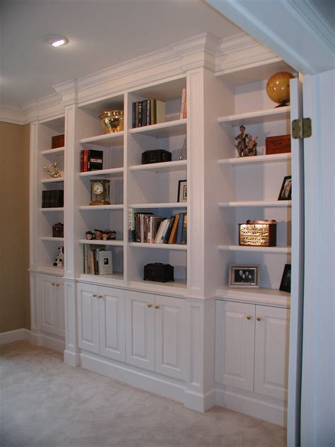Built In Bookshelves by Built In Bookcase Around Fireplace Plans 286 Custom Made