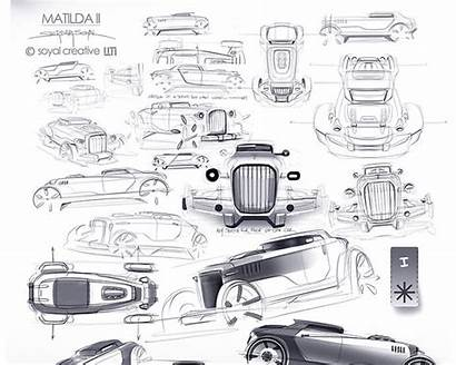 Concept Sketches Inspiring Bashooka Graphic Web Liam
