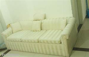 3 seater sofa for sale bought from a foreigners house in With home furniture for sale in islamabad