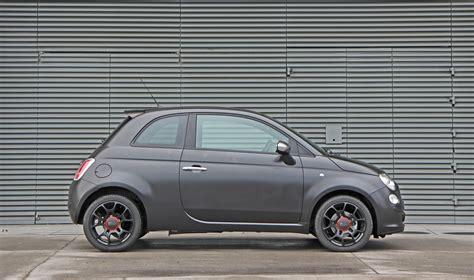 Fiat 500 Tops German J.d. Power Survey