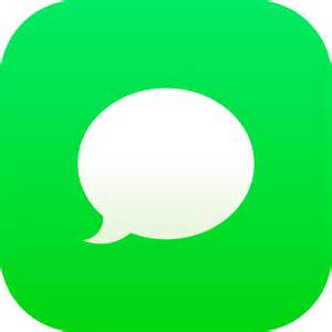 iphone messaging app image gallery iphone messages app logo