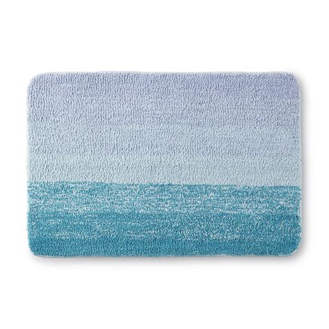 sears bath rugs and towels essential home bath rug ombre home bed bath bath